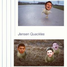 I might have laughed at this