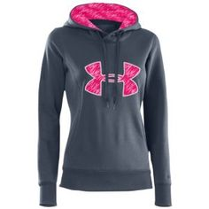 Under Armour PIP Storm Armour Fleece Big Logo Hoodie - Women's at Foot Locker