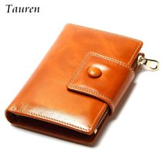 eb59165c9b0 men outfit Oil Wax Wallet Women Purse 2017 New Fashion Wallets Casual  Clutch Bag Brand Leather