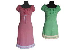 Marylin: Kleid+Tunika+ Taschen- Gr.34-56 +Bild  Nähanleitung - Schnittmuster und Nähanleitungen bei Makerist