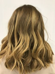 Ombre haïr and cut by helene