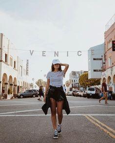 Venice Beach.  Meu Instagram: @viihrocha