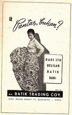 Iklan Toko Batik