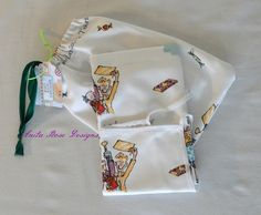Childrens Apron, Charlie and the Chocolate Factory £11.00