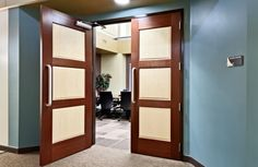 United-Health-Centers-of-the-San-Joaquin-Valley-Parlier-Administration-Building-Boardroom-Entrance