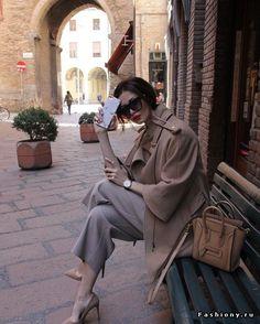 Бабушка, которая любит моду(ч.2)