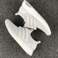 adidas Ultra Boost Triple White - Click Image to Close Nike Shoes 2017, Adidas Boost Running Shoes, Adidas Shoes, Popular Sneakers, Popular Shoes, Best Sneakers, New Basketball Shoes, Official Shoes, Victorias Secret Models