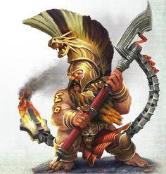 http://wellofeternitypl.blogspot.com/ Age of Sigmar Artwork | Fyreslayer  #artwork #art #aos #warhammer #ageofsigmar #sigmar #arts #artworks #gw #gamesworkshop #wellofeternity #wargaming