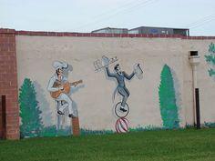 Memphis mural by F. Tronchin, via Flickr