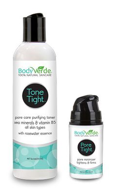 BodyVerde Pore Minimizing Set was $22.98 now $19.98 Includes Pore Tight and Tone Tight http://www.amazon.com/gp/product/B00H59C16K/ref=s9_al_bw_g194_i1