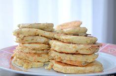 Recette de pancakes légers