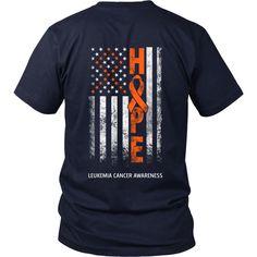 Leukemia Awareness - Hope Flag