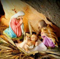 NOVENA DE NAVIDAD: Día 9º. Les traigo una buena noticia que va a ser motivo de mucha alegría, porque hoy nació nuestro Salvador, el Mesías, el Señor.