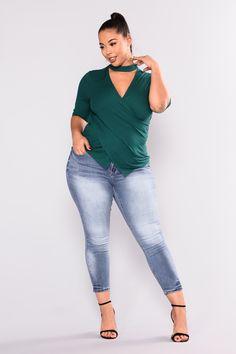 Solange Ankle Jeans - Medium Blue