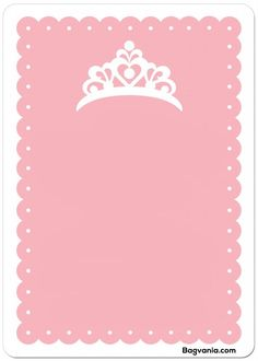 FREE Princess Birthday Invitations – Bagvania FREE Printable Invitation Template