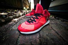 "Nike LeBron 8 V/2 Low ""Solar Red"""