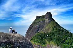 brazil, rio, pedra bonita