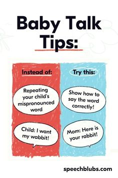 Words are hard, and learning them is difficult! Imagine being a little one who is trying to pronounce for the first time, while you still have to learn how to control your little mouth and tongue!  Most of the speech errors are developmental and will go away in time, but there are methods that speech therapists recommend to speed up this process. Instead of repeating the errors, model the correct use of the word! Speech Room, Speech And Language, Parenting Hacks, First Time, Repeat, Advice, Learning, Words, Model