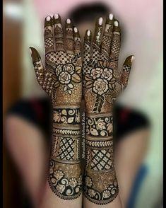 Full Mehndi Designs, Latest Bridal Mehndi Designs, Khafif Mehndi Design, Floral Henna Designs, Henna Art Designs, Indian Mehndi Designs, Mehndi Designs For Girls, Mehndi Design Photos, Wedding Mehndi Designs
