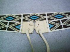 Native American Style Beaded