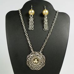 Nested Pearls by studiofoster on Etsy, $35.00