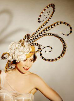 Kim Fletcher Millinery #millinery #judithm #hats
