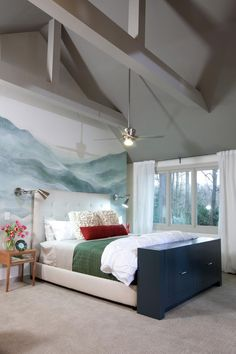 18 ideas espectaculares para un dormitorio principal | Decoración