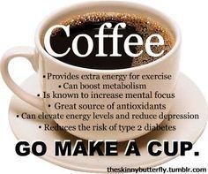 Coffee Benefits - Is Coffee Better Than Tea? Happy Coffee, Coffee Talk, Coffee Is Life, I Love Coffee, Coffee Break, Coffee Shop, Coffee Lovers, Coffee Quotes, Coffee Humor