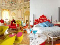 Byblos Art Hotel near Verona, Italy