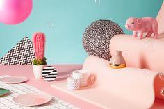 &Klevering collection 2016 Photography Wendy van Santen Set design Hans Bolleurs Co-production with Berdien Righolt and Harkon Klevering for &Klevering Amsterdam