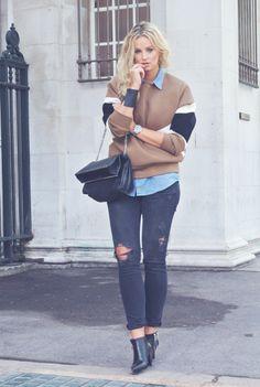 SHIT what bloggers wear - Anouk Yve | creatorsofdesire.com