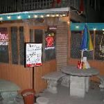 Skinny's, a hamburger shack in Holmes Beach, Fl  Must go whenever in that area