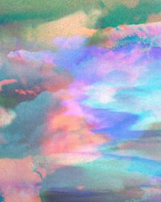 Untitled (Cloudscape) by Tchmo