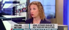 "Wasserman Schultz: Illegals 'Part Of The Backbone Of Our Economy' .. The head of the Democratic National Committee told 140 million American workers Tuesday that eight million illegal foreign workers are ""part of the backbone of our economy.""   AUGUST 21, 2014  SHE IS FOR SURE MENTAL!! Read more: http://dailycaller.com/2014/08/21/wasserman-schultz-illegals-part-of-the-backbone-of-our-economy/#ixzz3B5MdZ0fM"