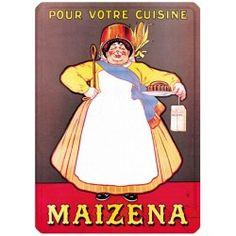 Cuisinière - Maïzena
