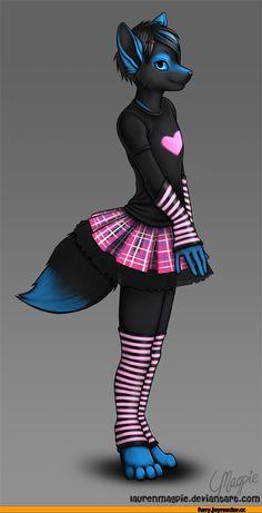Jane is a sweet,gamer girl*open*(fox Ann's sister)