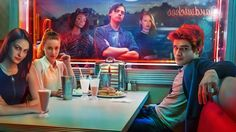 How the 'Riverdale' Costume Designers Dress Betty and Veronica in a Mix of Vintage and Contemporary Fashion - Fashionista