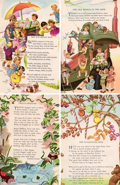Childcraft Volume One: Poems of Early Childhood. Published by Field Enterprises in 1949.