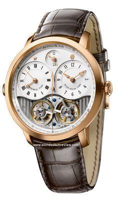 2cc0628d8c0 Arnold   Son DBS Double Balance   Sidereal Relógios Masculinos