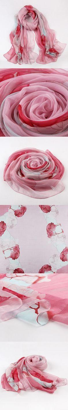 New Fashion printing silk Towel lace scarf Women Permeability comfy designer Silk scarf Apparel Accessories scarves shawls