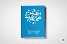 Free Realistic Book Mockup | Great for your blog post graphics and online business design needs