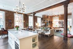 Soho Loft | desiretoinspire.net | Bloglovin'