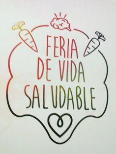 Feria de vida saludable. Costa Rica, Diseño Gráfico.