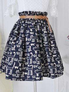 kitty paradise tutu skirt