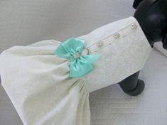 Wedding Dog Dress on Etsy, $30.11 CAD