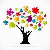 Man Woman Face People Problem Puzzle Stock Vector - Illustration of abstract, relationship: 22014119 Puzzle Piece Crafts, Puzzle Pieces, Vector Clipart, Vector Free, Monkey Puzzle Tree, Puzzles, Autism Resources, Tree Illustration, Autism