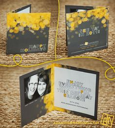 Love the custom card & the layout! Adam Hommerding Photography! :))