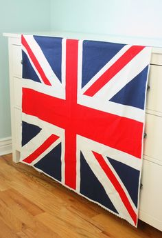 Riley Blake Designs Blog: Project Design Team Wednesday~Union Jack Crib Quilt
