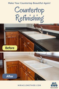 82 Best Countertop Refinishing Images In 2019 Refinish Countertops Kitchen Backsplash