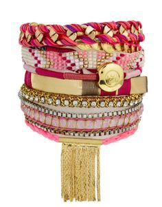 stunning #brazilian #armcandy for the summer! loving #hipanema bracelets right…